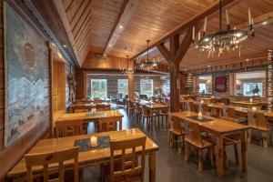 Nellim Hotel Restaurant