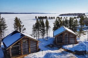 Inari Blockhütten
