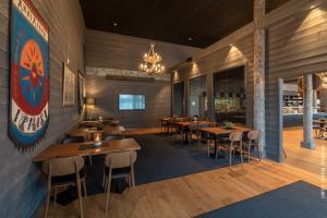 Wildnishotel Inari Restaurant