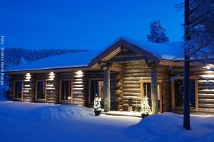 WIldnishotel Nangu Lappland