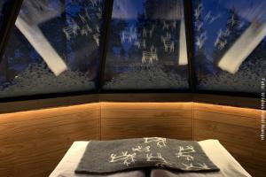 Nordlichterhütte Doppelzimmer