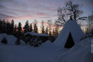 Winterreise Akaslompolo