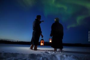 Winterreise Finnland Nordosten