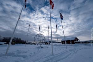 Winterreise Schwedens Norden - Polarkreis