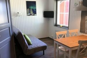 Zimmer in der Norrsken Lodge