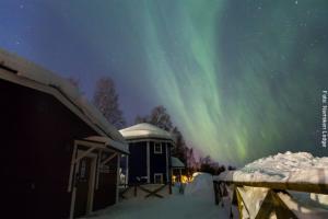 Nordlichter Reise Schweden
