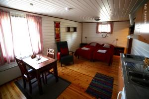 Winterreisen_Lappland_Apartment2